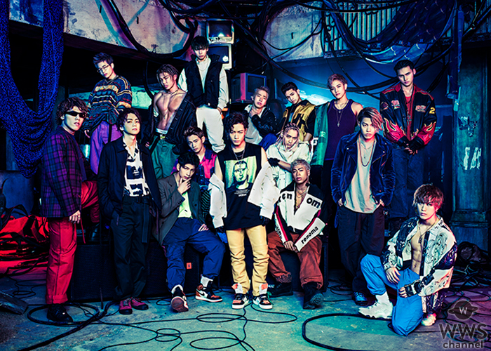 THE RAMPAGE from EXILE TRIBE 新作のカップリング楽曲が、森永製菓「ICE BOX」コラボキャンペーン楽曲に決定!