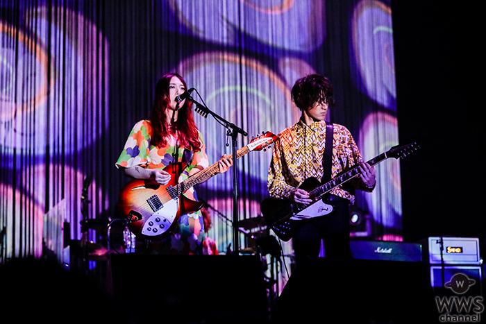 【GLIM SPANKY】 自身初の「GLIM SPANKY LIVE AT 日本武道館」超満員!! ロックの聖地で、結成10年間で生み出した楽曲の数々を 全力でパフォーマンス!!