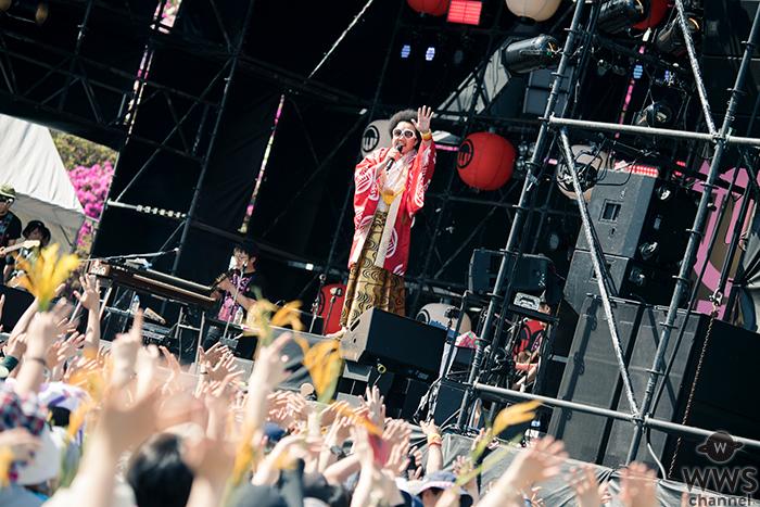 レキシ 地元・福井県鯖江市で6,500人完売の野外凱旋ワンマンが大盛況で幕!
