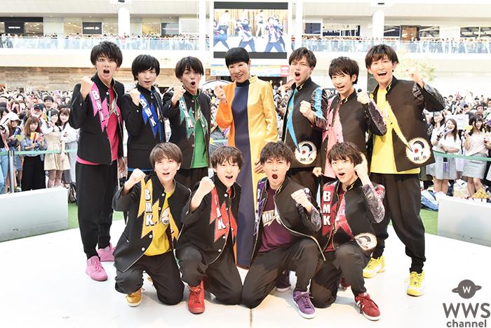 """アッコ史上最高位!""""和田アキ子 with BOYS AND MEN 研究生""""オリコン初登場2位!"""