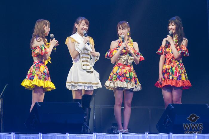 【ライブレポート】スパガ・志村理佳の卒業記念LIVE開催!「絶対に後悔しないように幸せになります」!
