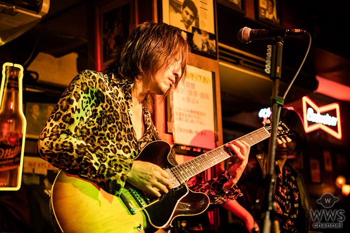 気がつけばグラスが空になる。 お酒の進むジャジーなTAKURO(GLAY)のソロライブを今年初めて横浜で開催!