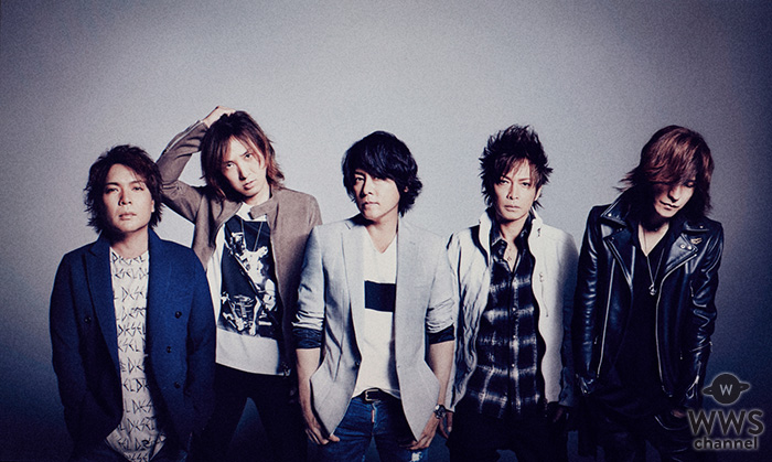 LUNA SEA、最新アルバム「LUV」から新境地を開いた1曲「BLACK AND BLUE」の最新MV公開!!