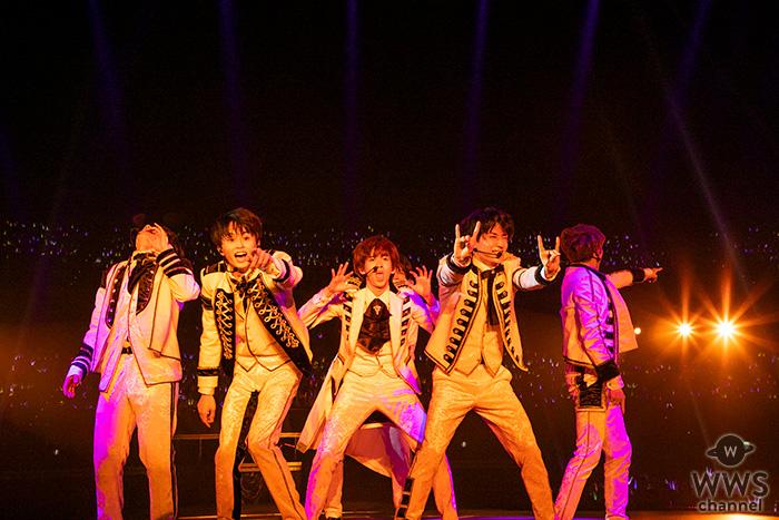 新体制でアリーナツアーに初挑戦した超特急のライブを6月30日(土)WOWOWでオンエア!!