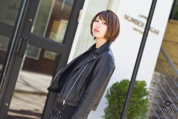 可愛いすぎるコスプレイヤー・涅あゆみんがクールなブラックコーデで 登場!<ファッションスナップ>