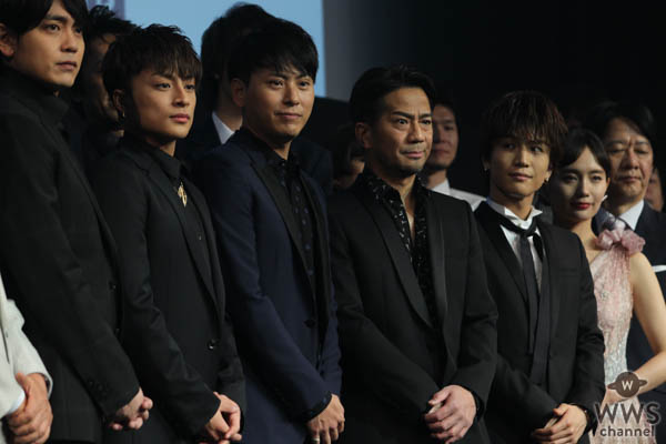 EXILE HIRO、三代目 J Soul Brothers・山下健二郎、岩田剛典らがオープニングセレモニーに登場!ショートショート フィルムフェスティバル & アジア開催!