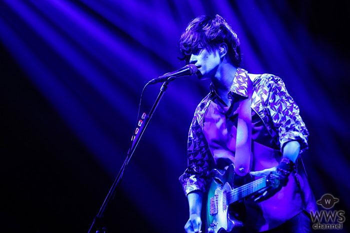 【ライブレポート】フレデリックがアミューズフェスでMCなしのノンストップライブで音楽の雨を降らせる!新曲『飄々とエモーション』を披露!