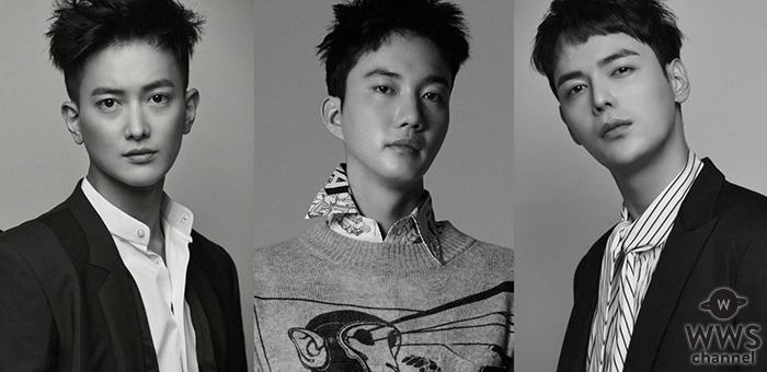 韓国の人気男性グループ「Funky Galaxy from 超新星」が登場!日本最大級のメンズイベント「MEN'S PANIC 2018」第2弾出演者発表!
