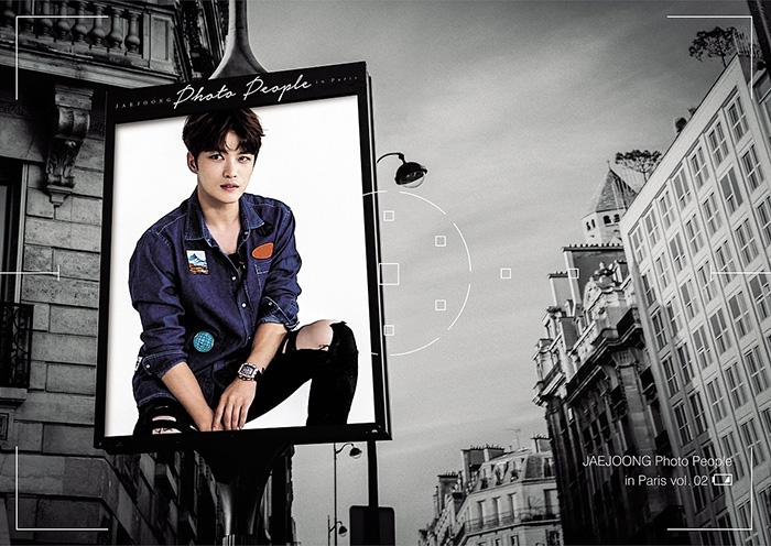 ジェジュンが韓国で8年ぶりに出演した話題のバラエティ番組「JAEJOONG Photo People in Paris」、2018年6月20日(水)発売のDVD-BOX vol.02特典映像の一部を大公開!