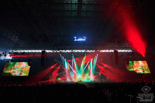 【ライブレポート】ルナフェス、オープニングアクトはLUNACY! 当時のビジュアルそのままの艶やかな演出で狂おしき奇跡!