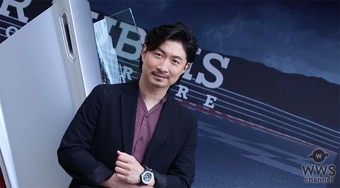 MAKIDAIが約4000万円の高級時計を身につけ、ランボルギーニに乗り登場!
