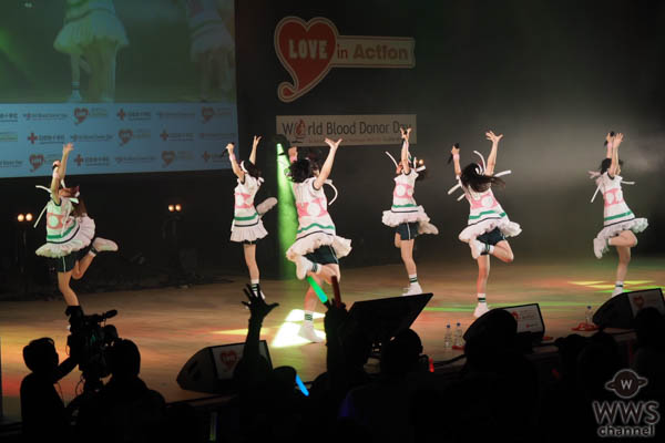 私立恵比寿中学が『LOVE in Action Meeting(LIVE)』に登場!