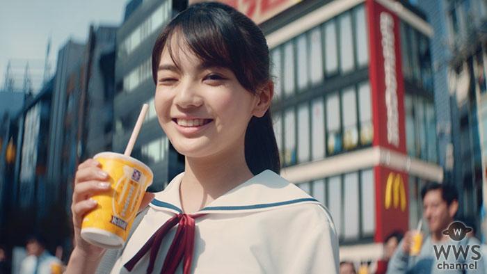 マクドナルドCM出演で注目を浴びるnicola専属モデル・青井乃乃(14)が可愛いすぎると話題に!「いつかドラマや映画の主演として演技をしたい」