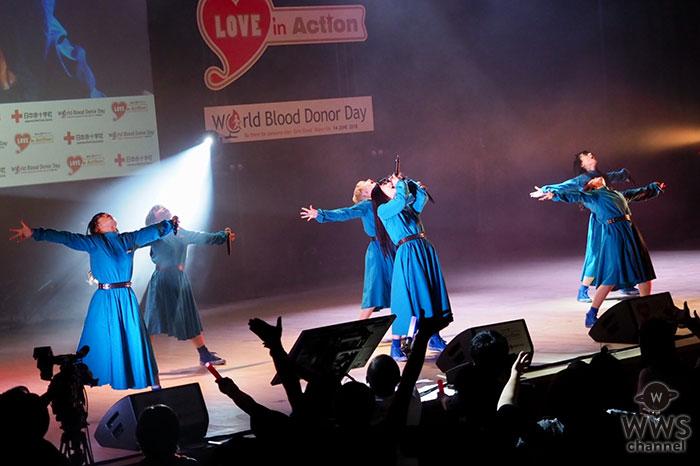 BiSHが『LOVE in Action Meeting(LIVE)』にトリで登場!