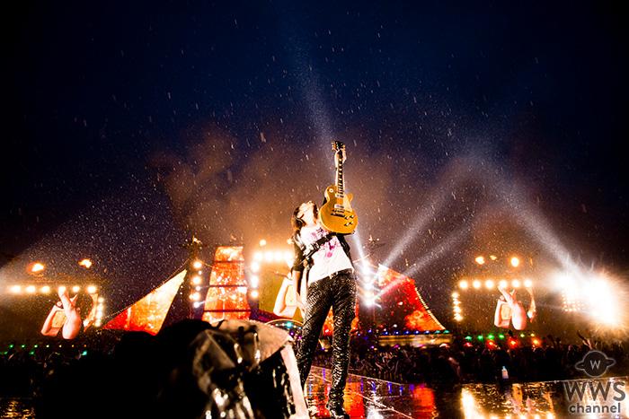 今夏開催されるGLAY函館野外ライブの「原点」、2013年の緑の島のライブをDay1、Day2ともにWOWOWで放送!5年前の興奮と伝説が、感動も新たに帰ってくる!
