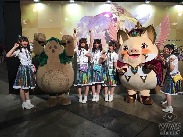 わーすた 次世代eスポーツイベントRAGE 2018 Summer 奮闘!