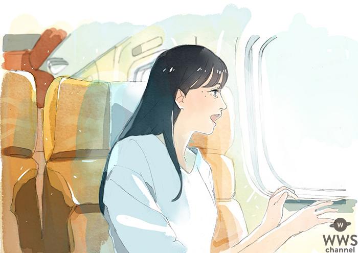 JR 西日本の夏キャンペーン「夏列車 いっしょに見る夏 帰る夏」 中条あやみ、声優初挑戦! 本人役でアニメーション CM に登場! 「アニメの世界に自分が入り込んだと思えるくらい、 他人とは思えない不思議な感覚でした。」