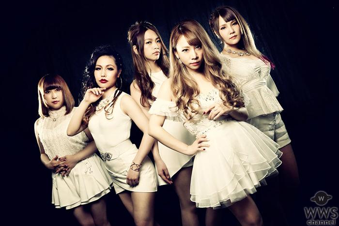日本人バンドとしては史上初! LOVEBITES、英国の有名音楽誌『メタル・ハマー』主催の式典で新人賞を受賞!
