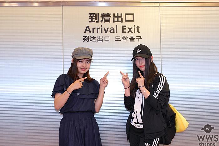 チキパ・鈴木真梨耶と元GEM・武田舞彩が2年間に及ぶロサンゼルス留学を終了し、日本へ帰国
