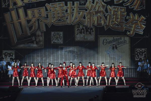 SKE48が新曲『いきなりパンチライン』を初披露!オールメンバーで情熱的パフォーマンス!!