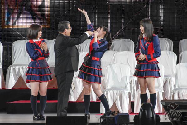 SKE48・青木詩織が悲願の初ランクイン!日高優月らと「アップカミングガールズ」に選抜入り!!〈AKB48 53rdシングル 世界選抜総選挙〉
