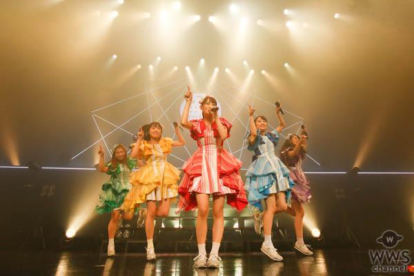 チームしゃちほこが春ツアー東京公演にて、2018年夏、RADIOFISHとのコラボレーションシングル「BURNING FESTIVAL」のリリースを発表!!