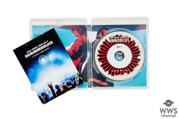 GLAY、アリーナツアーDVD&Blu-ray収録の特典映像ダイジェストを一挙公開!!