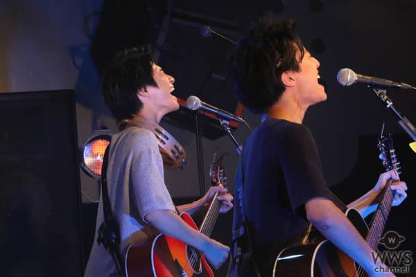 さくらしめじ、結成4周年ライブで大暴れ!激しいライブに観客も大興奮!AAAカバー曲も披露!