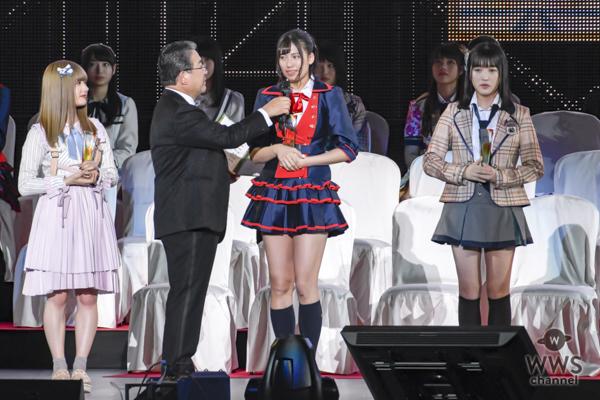 SKE48・北川綾巴らが怒涛のランクアップで「アンダーガールズ」へ!〈AKB48 53rdシングル 世界選抜総選挙〉