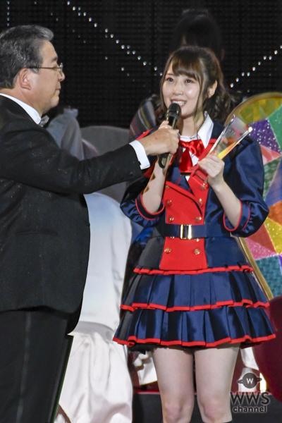 SKE48・高柳明音「もう一度ナゴヤドームのステージへ帰ってきたい!」第18位で「アンダーガールズ」へ!〈AKB48 53rdシングル 世界選抜総選挙〉