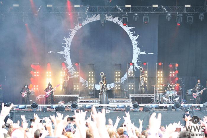 BABYMETAL、2 年ぶりの Download Festival UK 出演でヨーロッパツアー閉幕!