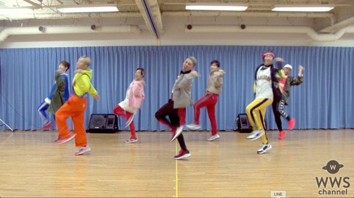 話題のダサかっこいい?!DA PUMPの「U.S.A.」デジタルチャート席巻中の中、a-nation大阪決定!一緒に踊れるダンスフリ動画公開!