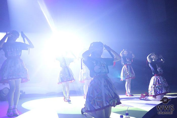 エビ中がホールワンマンツアー北海道公演で新曲披露!タイトルは「イート・ザ・大目玉」グループ史上初のツインボーカル曲!!