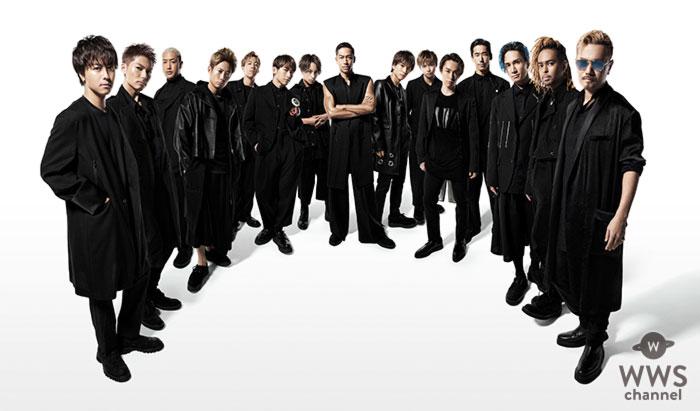 """EXILE、アルバムリード曲「Heads or Tails」のMV解禁!男性ファン1000人の渦巻く熱気とともに、""""これぞEXILEの真髄""""ともいえるアグレッシブなライブMVが完成!!"""