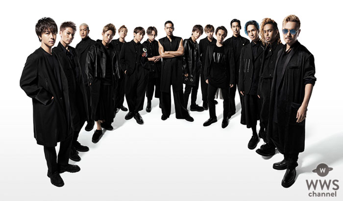 EXILE、7/25発売アルバムの期間限定ティザー映像を公開! 最新ビジュアルも公開!