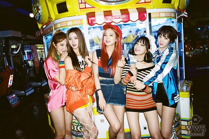 K-POPヒットチャート常連ガールズグループ「EXID」の日本デビューシングル発売日決定!