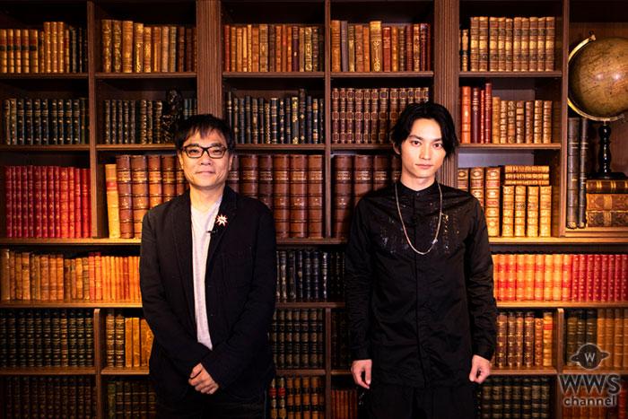 SKY-HI &いとうせいこう、日本を代表するラッパー2人によるHIP HOP対談が今晩テレビ東京「流派-R since 2001」放送!!