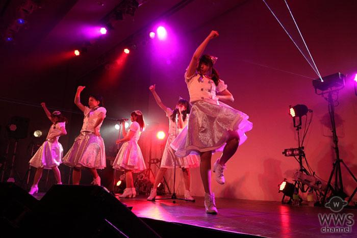 世界標準KAWAIIアイドル「わーすた」が定期ライブ「わーすたぷらねっと〜FUTURE〜」を開催!全国ツアーのゲストアイドル出演も発表!