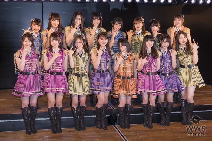 【ライブレポート】AKB48・込山チームKが「RESET」公演ゲネプロを開催!「チームK魂を受け継ぎ、今の『込山チームK』を見せたい」!!