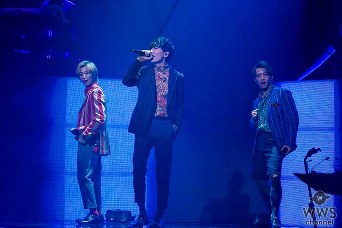 """w-inds.「w-inds. LIVE TOUR 2018 """"100""""」7月13日よりツアースタート!"""