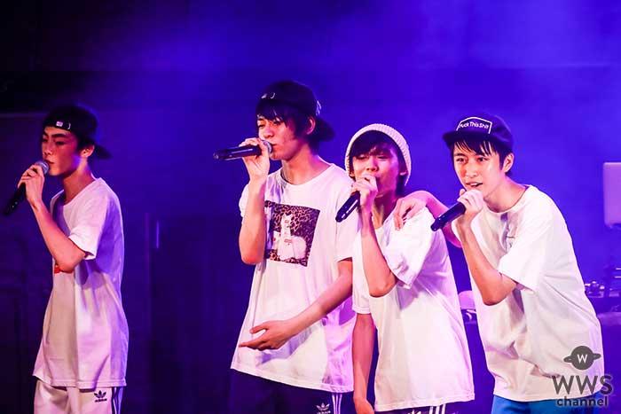 MAGiC BOYZが友情と青春が胸に響くラスト・ライブでマヒロ卒業へ!新ユニット「HONG¥O. JP」の結成も発表!!