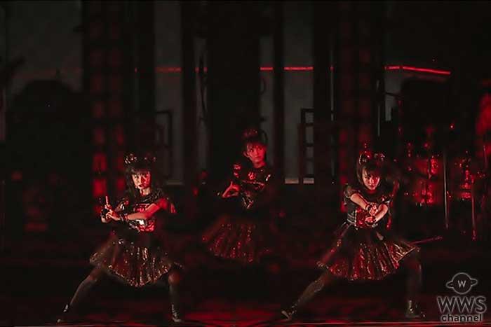 BABYMETA、「GYAO!」にて2016年開催の伝説の東京ドーム公演ライブ映像より厳選した10曲を期間限定無料配信が決定!!