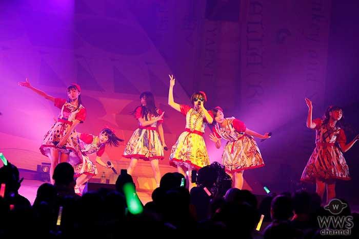 エビ中、メンバー6人で初の全国ツアーファイナル公演で初対面のSUSHIBOYSとのスペシャル・コラボ実現!そして9月に今年も『ちゅうおん』の開催が決定!!