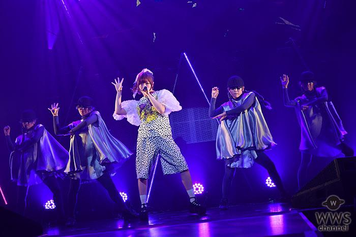 【ライブレポート】きゃりーぱみゅぱみゅが「ASOBIFES!!!」のヘッドライナーに登場!「踊るぞー!」のかけ声で、待ち焦がれていたオーディエンスを一気に頂点へ。