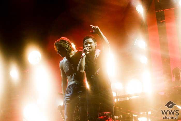 フジロックのDJ SkrillexステージにYOSHIKIが「Endless Rain」でサプライズ登場!EDMサウンドにクラシックとロックという奇跡のコラボレーション!!