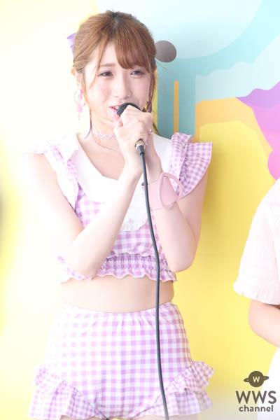 【動画】  10人組アイドルグループ・アキシブproject キングレコードよりメジャーデビュー決定!! 海の家で水着姿でイベント開催!