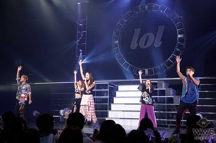 5人組ダンス&ヴォーカルユニットlolが全国ツアー完結!10月にはニューアルバムも!!