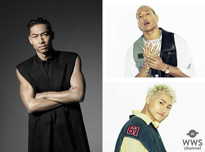 AKIRA、MANDYらEXILE、GENERATIONS、THE RAMPAGEのパフォーマーが出演決定!「DANCE ALIVE WORLD CUP 2018」開催!