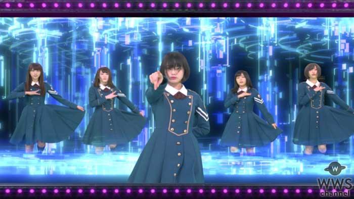日本初のマルチホログラムシアターにて『欅坂46 ホログラムライヴ』が上映決定!!