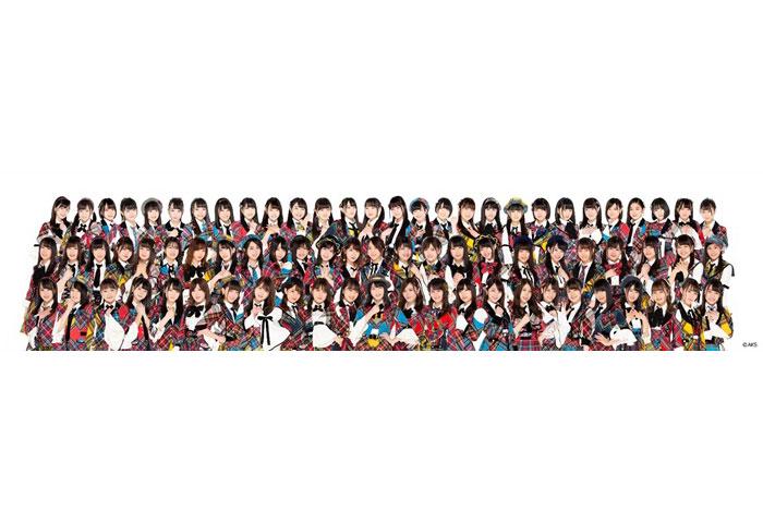 AKB48が『TOKYO IDOL FESTIVAL 2018(TIF2018)』の8月3日(金)、4日(土)公演に出演決定!TIF限定の選抜メンバーも!!